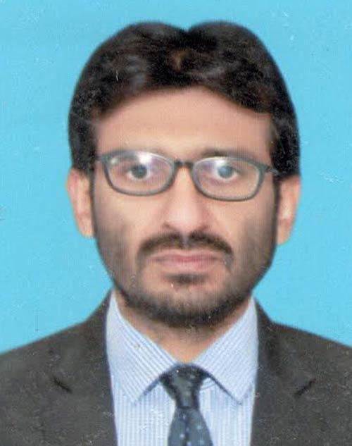 Dr Muhammad Imran Khan