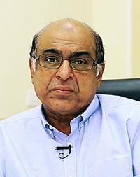 Dr. M Farqad Alamgir