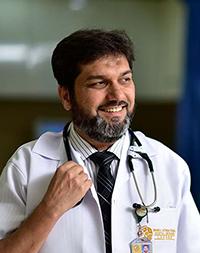 Dr. Muhammad Asim Rana