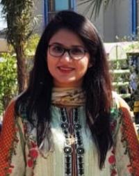 Ms. Fazaila Ehsan (Gold Medalist)
