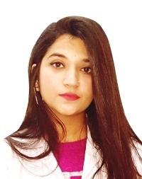 Miss Huma Aftab Sheikh