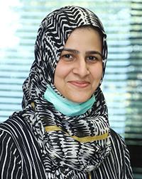 Dr. Dania Jameel